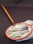 画像1: タナゴ、小鮒用和タモ(布袋竹) (1)