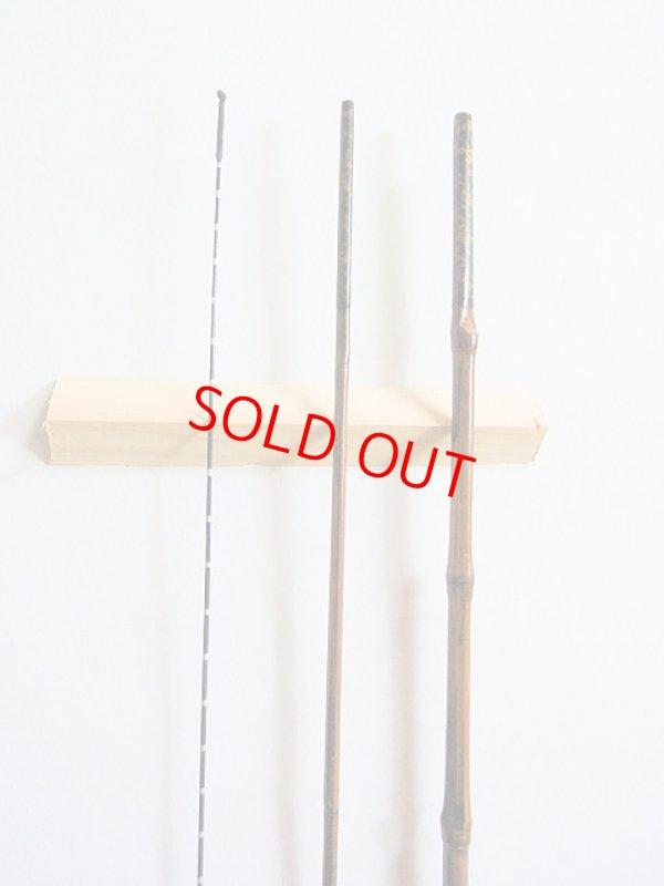 画像3: 感謝価格!会員価格定価の50%OFF!タナゴ、小鮒用和竿 変わり塗 布袋握り 三本継