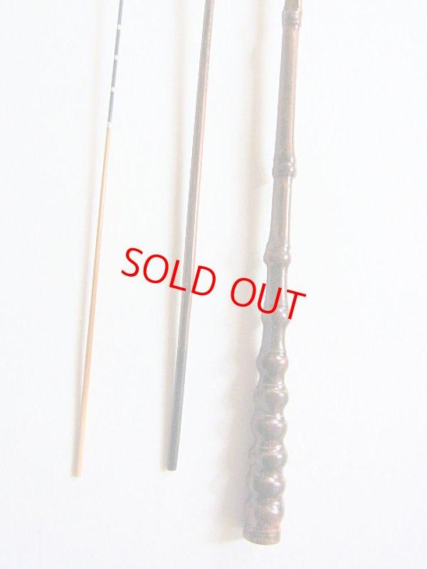画像2: 感謝価格!会員価格定価の50%OFF!タナゴ、小鮒用和竿 変わり塗 布袋握り 三本継