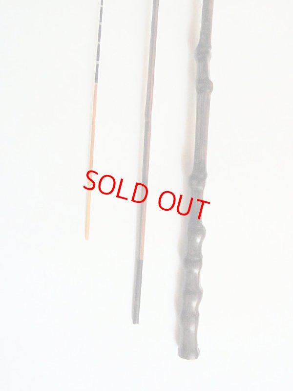 画像2: 感謝価格!50%OFF たなご屋制作 タナゴ、小鮒用和竿(布袋、矢竹)
