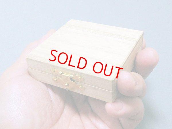 画像5: ポン太工房制作 オリジナル仕掛け箱 スライド小物入れ付き 無塗装