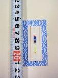 画像3: 手作りタナゴ釣り用 極小彩真ん中通し仕掛け ライングラデーション藍 (3)
