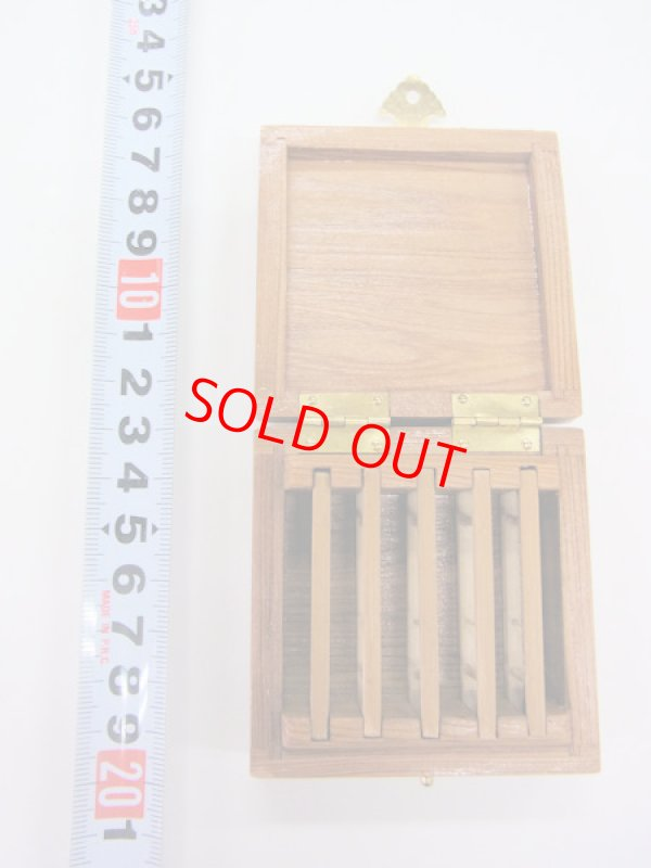 画像4: 総屋久杉材使用 仕掛け入れ 紋竹仕掛け巻き5本入り