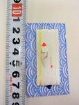 画像3: 新作手作り大型在来タナゴ、鮒釣り用 斜め真ん中通し仕掛け 道糸2、5メートル (3)