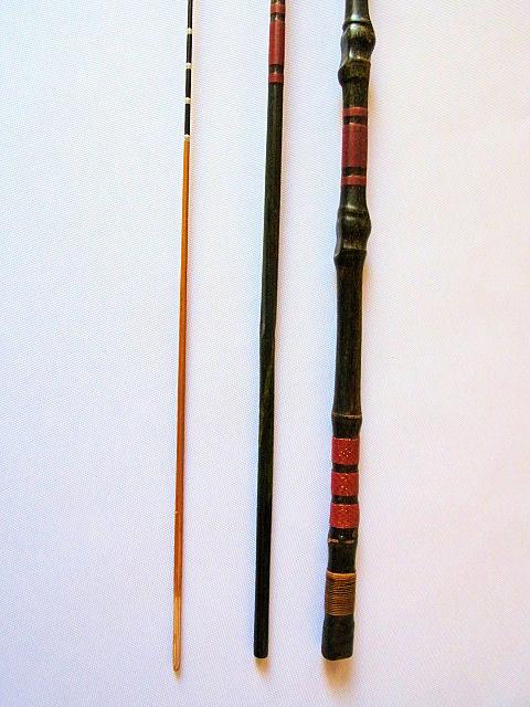 画像2: タナゴ、小鮒用和竿(布袋竹、矢竹)