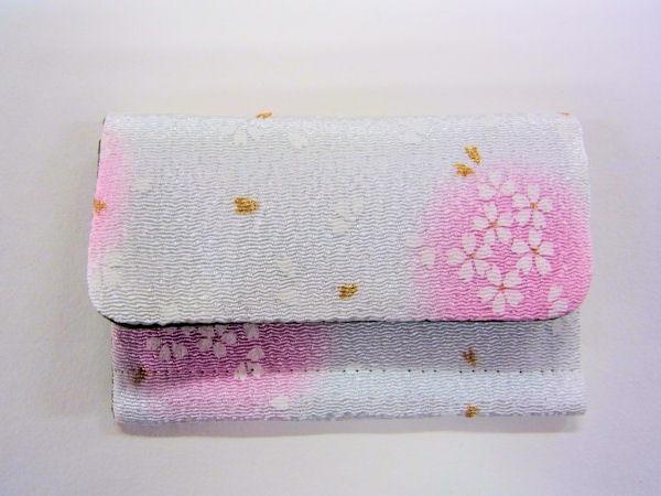 画像1: ベストフィッシングオリジナル 綿桜柄タナゴ用針ケース