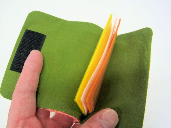 画像2: ベストフィッシングオリジナル 綿淡柄タナゴ用針ケース
