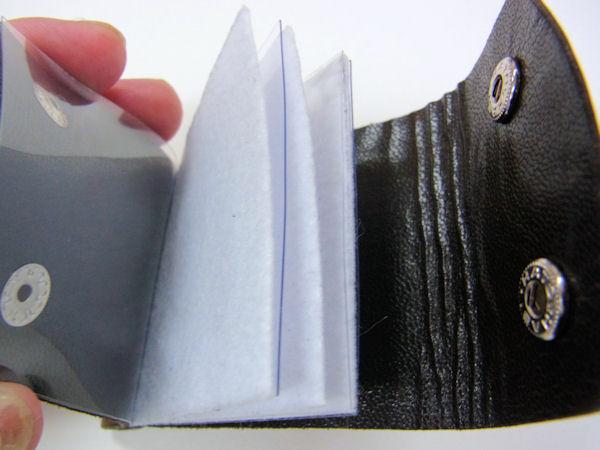 画像2: ベストフィッシングオリジナル 牛本革製 タナゴ用針ケース