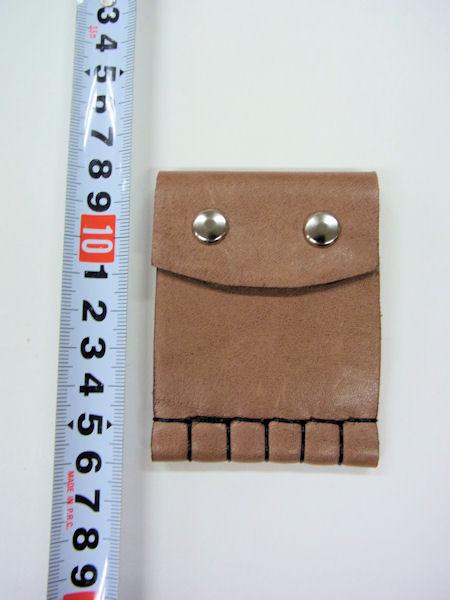 画像4: ベストフィッシングオリジナル 牛本革製 タナゴ用針ケース