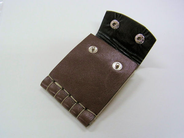 画像3: ベストフィッシングオリジナル 牛本革製 タナゴ用針ケース