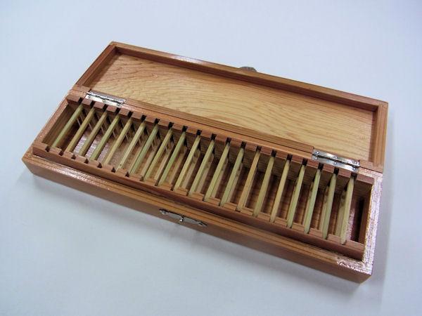 画像2: 国産杉材使用 仕掛け入れ  真竹仕掛け巻き20個入り