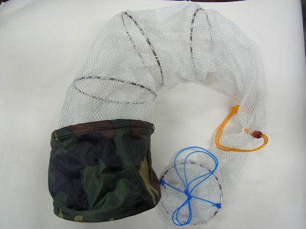 画像1: DARUMA タナゴ・手長エビ用ズックビク