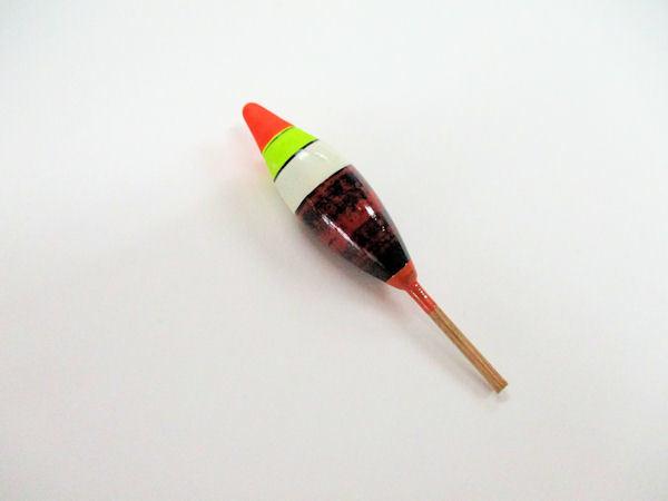 画像2: 日本製 高級塗浮き 蛍光砥ぎ出し唐辛子 達磨