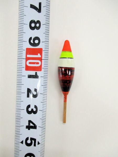 画像3: 日本製 高級塗浮き 蛍光砥ぎ出し唐辛子 達磨