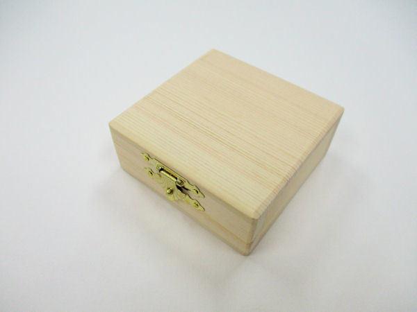 画像1: 限定品!総木曽檜材使用 無塗装 仕掛け入れ 真竹仕掛け巻き5本入り