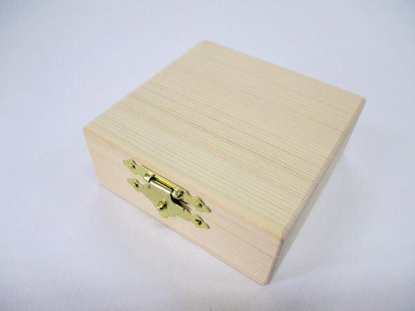 画像1: 感謝価格!総木曽檜材使用 無塗装 仕掛け入れ 真竹仕掛け巻き5本入り